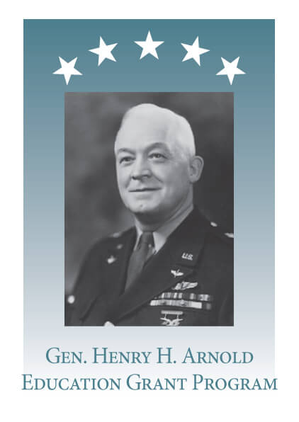 General Henry H. Arnold Education Grant