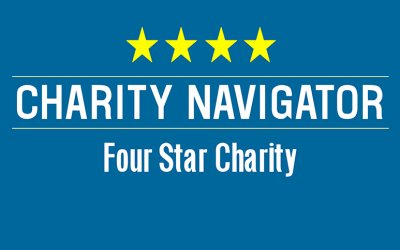 AIR FORCE AID SOCIETY EARNS COVETED 4-STAR CHARITY NAVIGATOR RATING