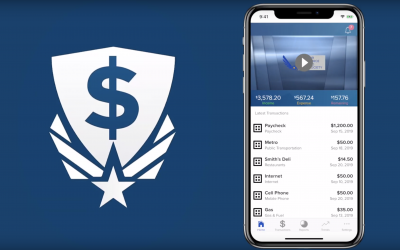 AIR FORCE AID SOCIETY LAUNCHES NEW ENHANCEMENTS  TO ITS MOBILE BUDGET APP