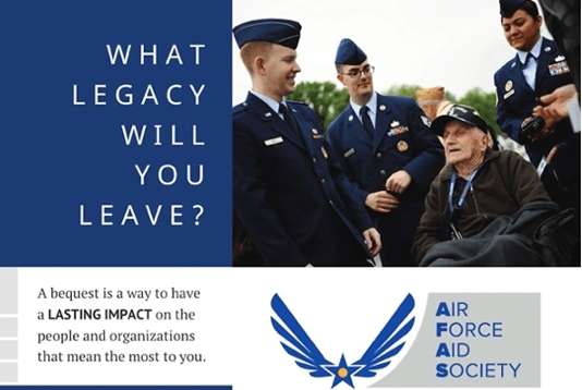 LEAVE A LEGACY WITH AFAS